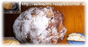 aprikosenstollen